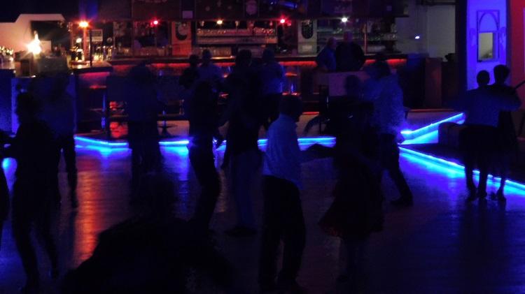 Soirées danses de salon en discothèque
